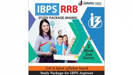 IBPS RRB Study Package (Mains)