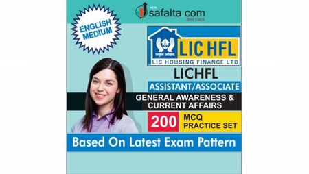 Buy General Awareness & Current Affairs Practice Set for Assistant/Associate of LICHFL