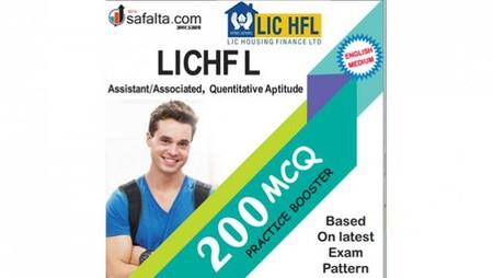 Buy LIC HFL Assistant/Associate Exam Quantitative Aptitude Practice Set 2018