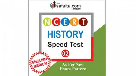 Buy NCERT History Speed Test-02 Online @ Safalta.com