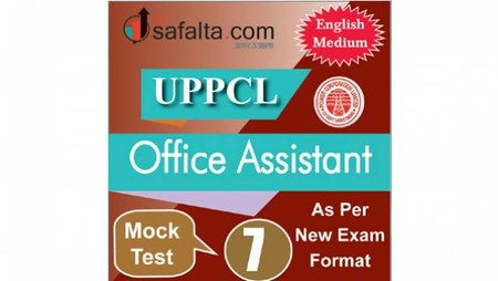 Buy UPPCL Office Assistant Mock Test - 7th Edition @ safalta.com