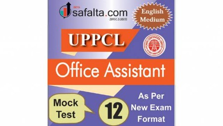 Buy UPPCL Office Assistant Mock Test - 12th Edition @ safalta.com