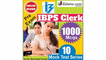Buy IBPS Clerk 10 Mock Test Series 2018 Online @ Best Price