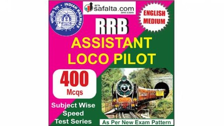 Buy RRB ALP Subject Wise Speed Test Series @ safalta.com