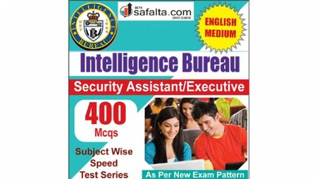 Buy IB- Security Assistant/Executive Subject Wise Speed Test Series @ safalta.com