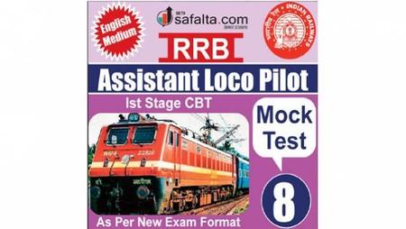 Buy RRB-ALP Mock Test - 8th Edition @ safalta.com