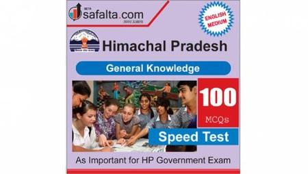 Top 100 Mcqs Himanchal Pradesh General Knowledge @ safalta.com