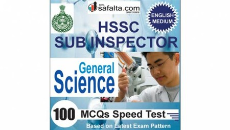 Buy General Science Speed Test for HSSC Sub Inspector Exam 2018 @ Safalta.com
