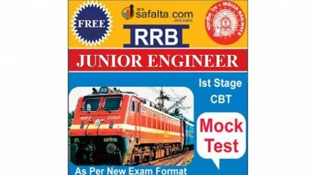RRB NTPC 2019 JE CBT 1 Free Mock Test In English