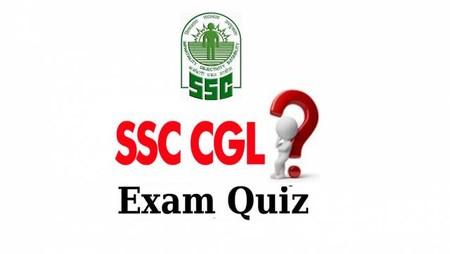 SSC CGL EXAM QUIZ