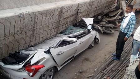 Varanasi Accident