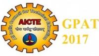 AICTE GPAT Logo