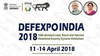 DefExpo 2018