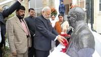 Pm Modi Inaugurates Dr Ambedkar memorial