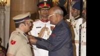 President Ramnath Kovind Presents Gallantry Awards