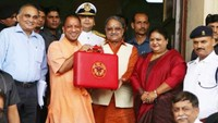 Rajesh Agarwal presented Uttar Pradesh budget 2018