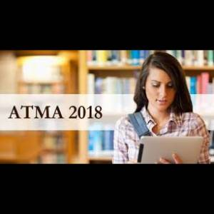 ATMA 2018 Admit Card/Hall Ticket Published, Download Now At www.atmaaims.com