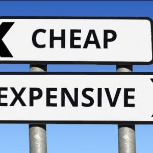 Budget 2018: Cheap vs Expensive