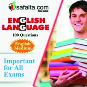 English Language-Practice Questions