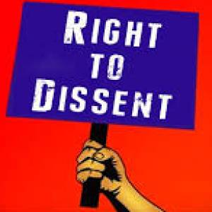 Freedom of Dissent and Constitutional Morality