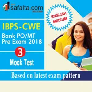 IBPS PO PRE MOCK TEST