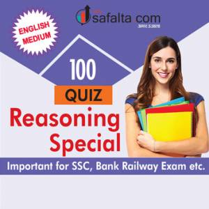 Reasoning practice Question