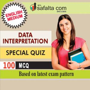 Data Interpretation Special Quiz