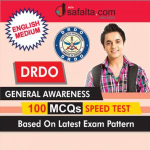100 Mcqs General Awareness Practice Questions For DRDO In English