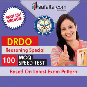 100 Mcqs Reasoning Ability Practice Questions For DRDO In English