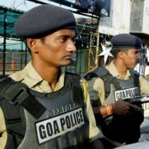 goa police recruitment 2018