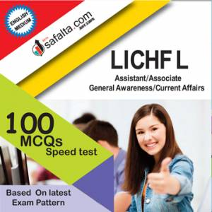 Buy LIC HFL Assistant/Associate Exam General Awareness & Current Affairs Speed Test 2018