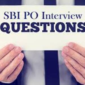 Interview questions sbi