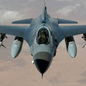 Tata All Set To Build The Lockheed Martin's F-16 Fighter Jet Wings In India