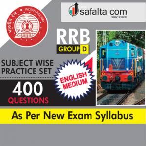 Buy Complete Practice Test Kit for RRB Group-D Exam 2018 @ Safalta.com