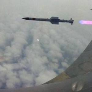 Trials of Astra Air-to-Air Missile BVR-AAM Successfully Completed
