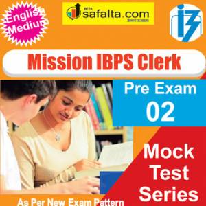 Buy IBPS Clerk 02 Mock Test Series 2018 Online @ Best Price