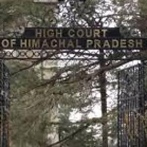 HP High Court Recruitment 2018