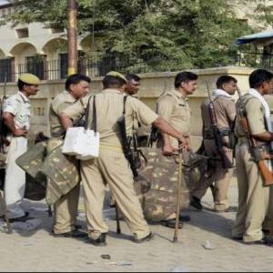 UP Police Jail Warden