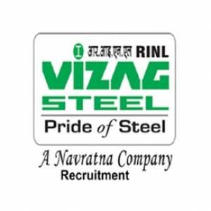 VIZAG Steel Logo