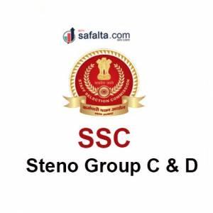 SSC Steno Grade C & D Result