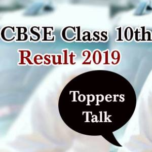 cbse 10th toppers talk