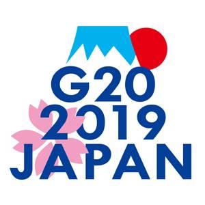 G20 Summit 2019 Osaka Japan