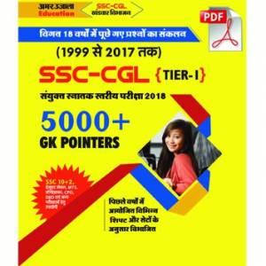 SSC-CGL Tier-I (GK-Pointers) Hindi