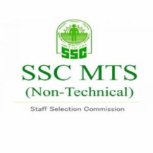SSC MTS Logo