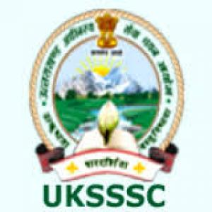 Apply for 1546 Various Posts in UKSSSC -  Last Date- 12 - 03- 2017