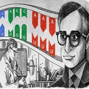 Google Doodle Honours Indian Origin Nobel Laureate Har Gobind Khorana Today
