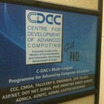 centre for development of advanced computing (c-dac)