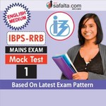 IBPS RRBs Officers Scale-I and III Exam Mock Test-1 For Mains In English