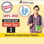 IBPS RRBs Officers Scale-I and III Exam Mock Test-2 For Mains In English