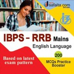 English Language Practice Booster For IBPS RRB Mains